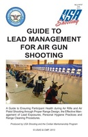 Lead contamination in the high schools from military marksmanship programs